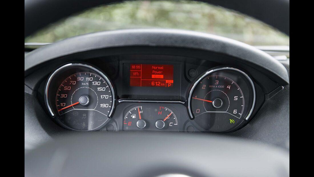 Fiat Ducato Motortest 9-Speed