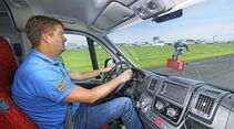 Fiat Ducato Motortest 9-Speed