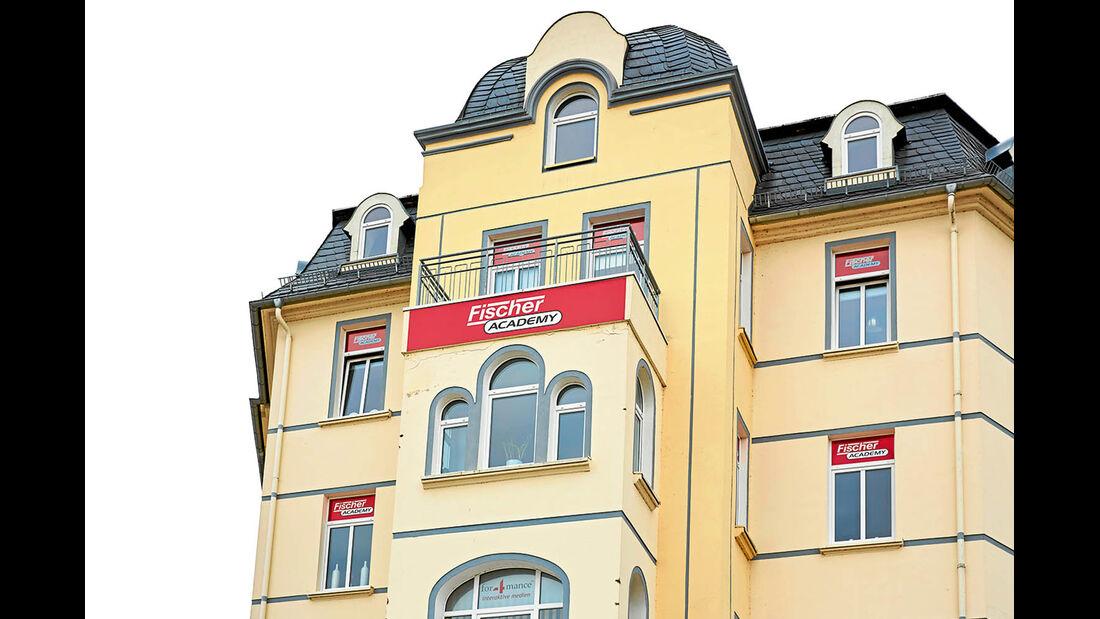 Fischer Academy in Gera