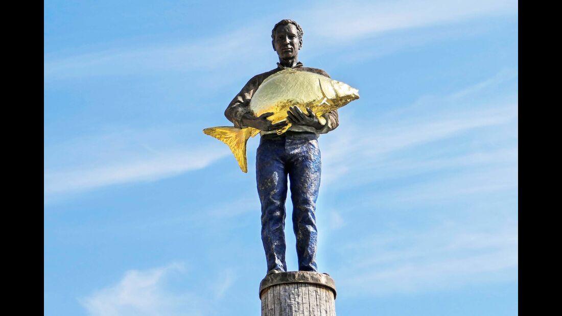 """Fischer-Denkmal """"Der Diez"""""""