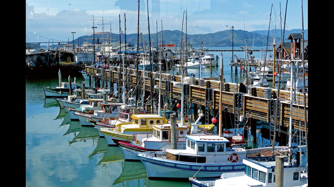 Fisherman´s Wharf.