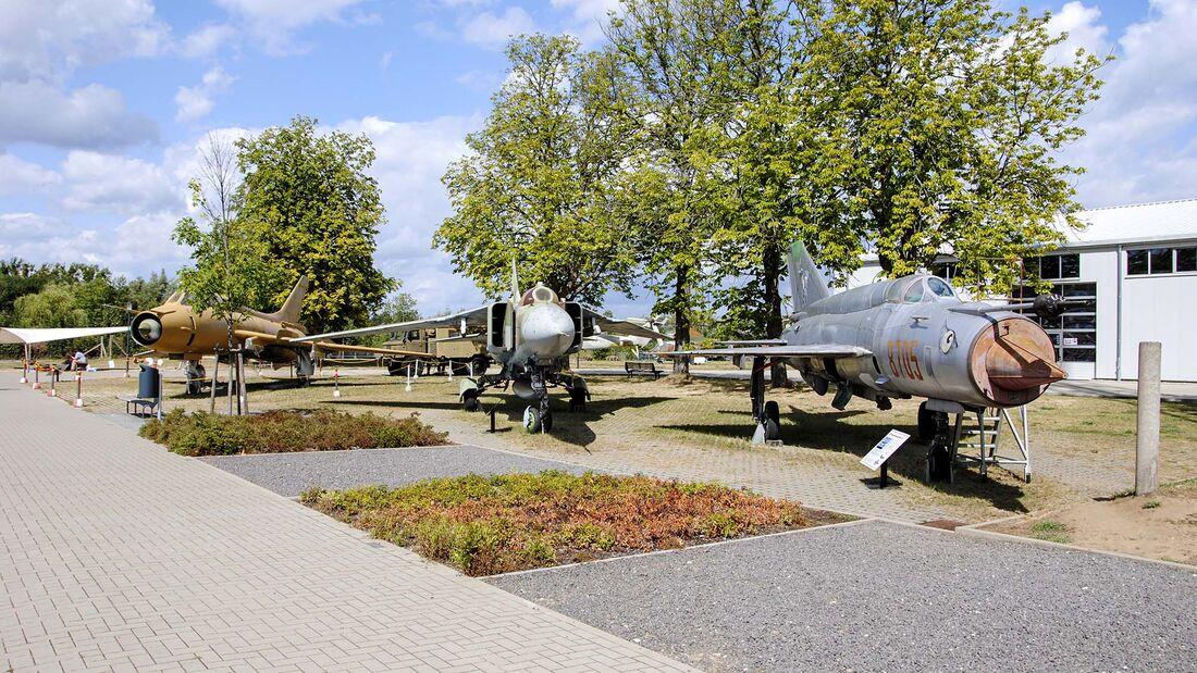 Fliegermuseen, Deutschland