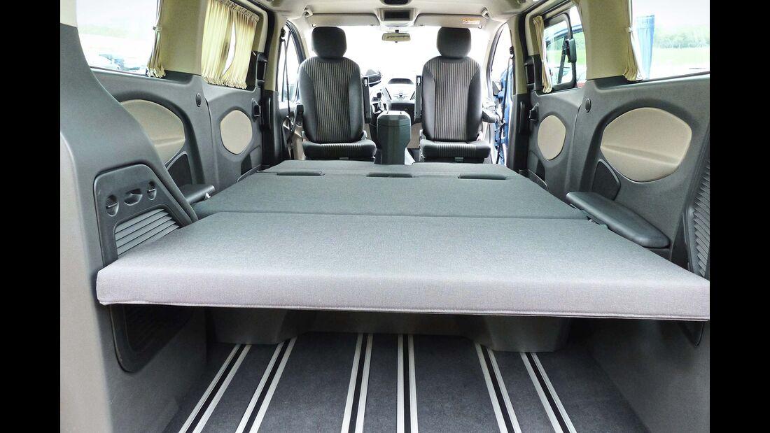 Ford Euroline Bett