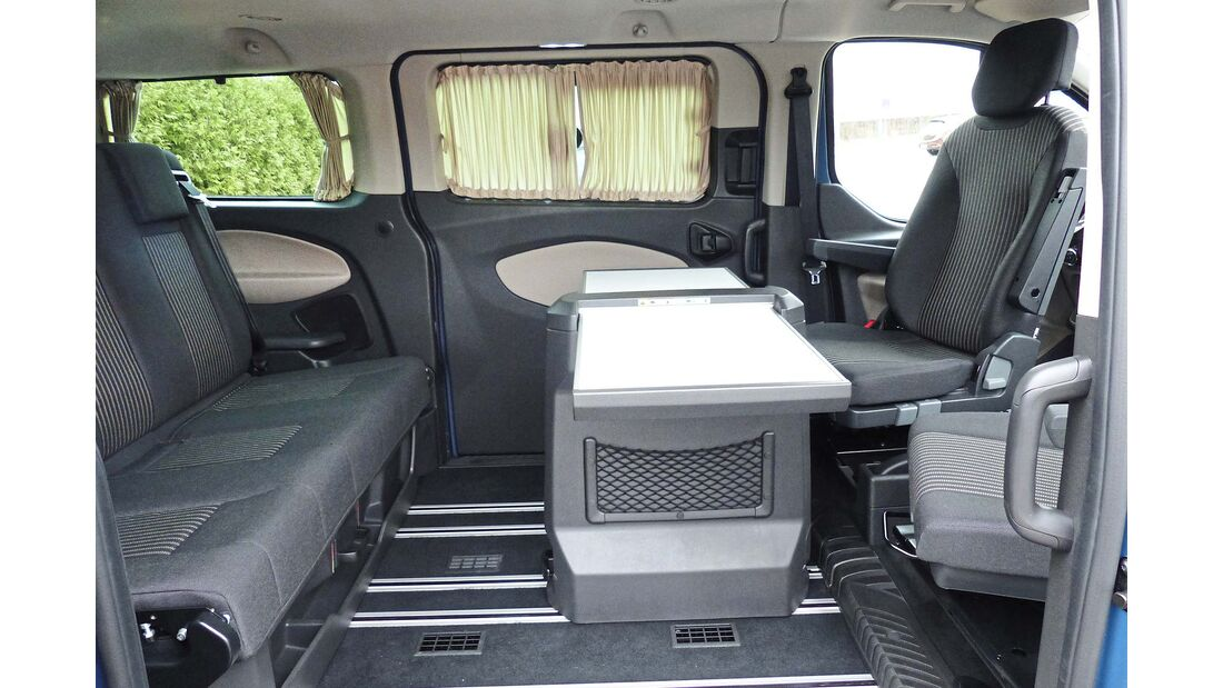 Ford Euroline Sitzecke