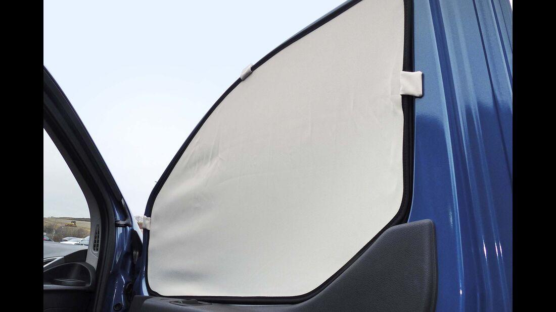 Ford Euroline Verdunkelung Cockpit