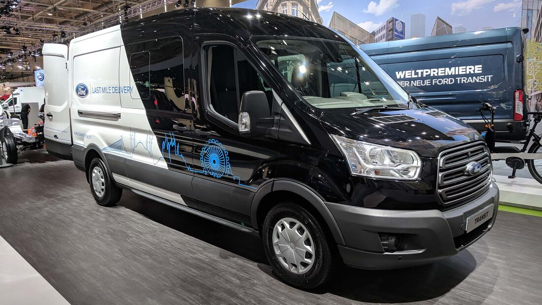 Ford Mild-Hybrid-Diesel