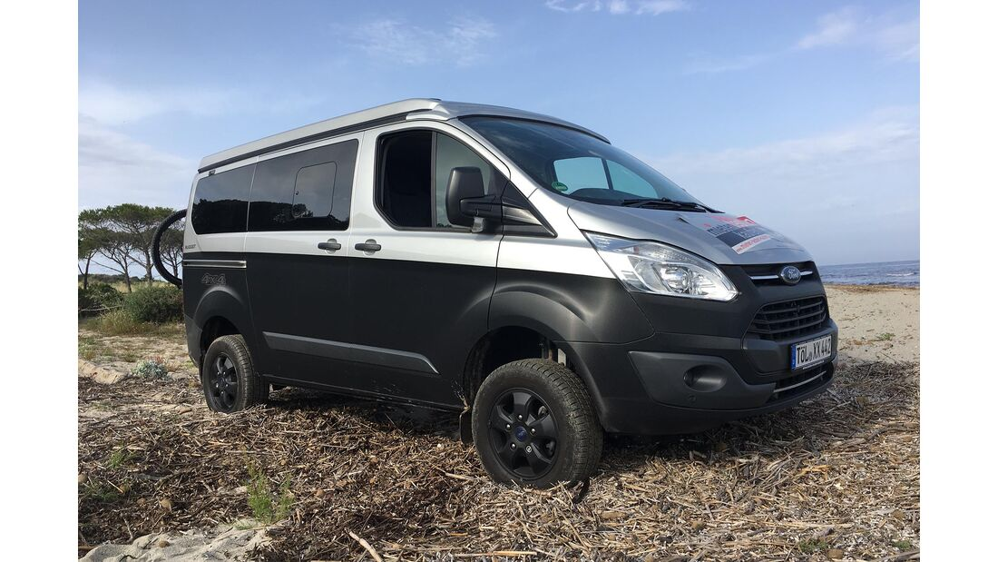 Ford Nugget 4x4 (2018)