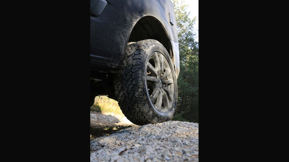 Ford Nugget 4x4 (2019)