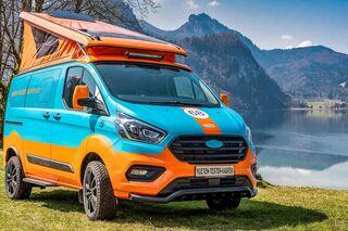 Ford Nugget Alle Generationen Neue Modelle Tests