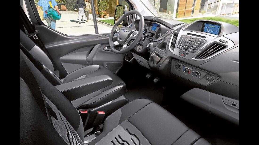 Ford Transit Custom Armaturen