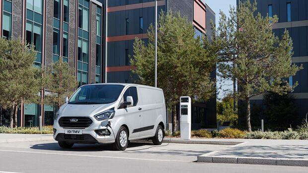 Ford Transit Custom Plug-In-Hybrid (2019)