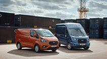 Ford Transporter Neuheiten 2019