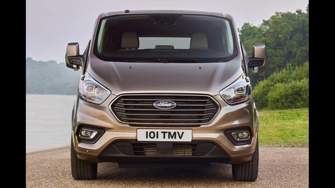 Ford Turneo Custom Facelift (2018)