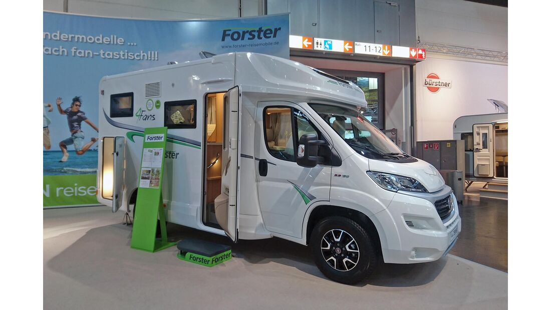 Forster 4Fans T 649 EB (2019)