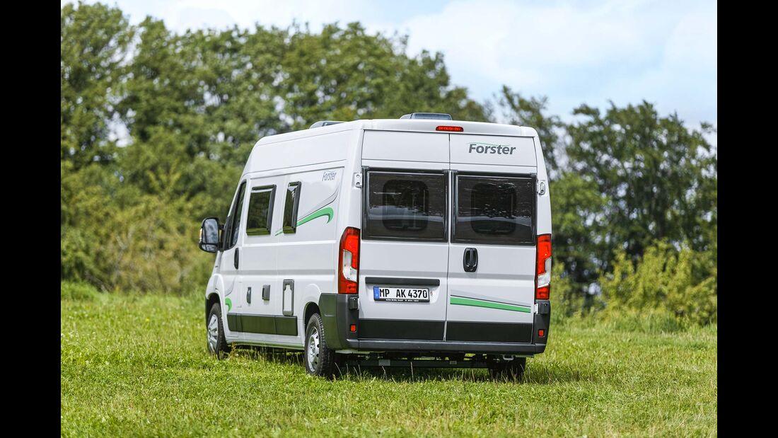 Forster V 599 HB (2020)