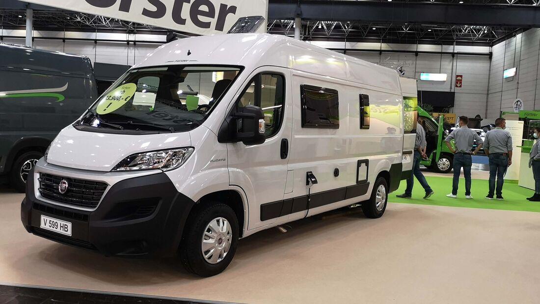 Forster V 599 HB Livin up (2021)