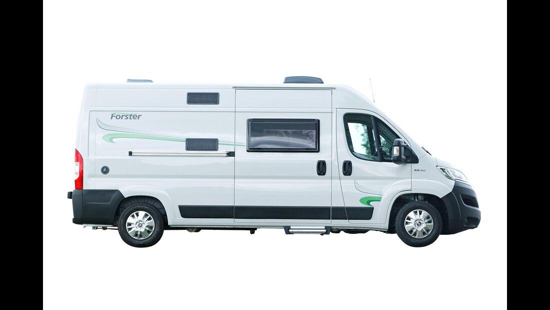 Forster Van V 599 HB (2020)