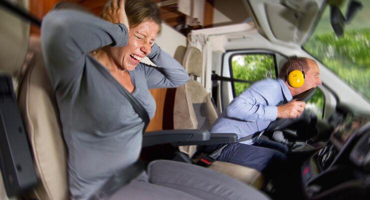 Dämmung Fußboden Wohnmobil ~ Promobil leser tipps: was tun gegen geräusche im wohnmobil? promobil