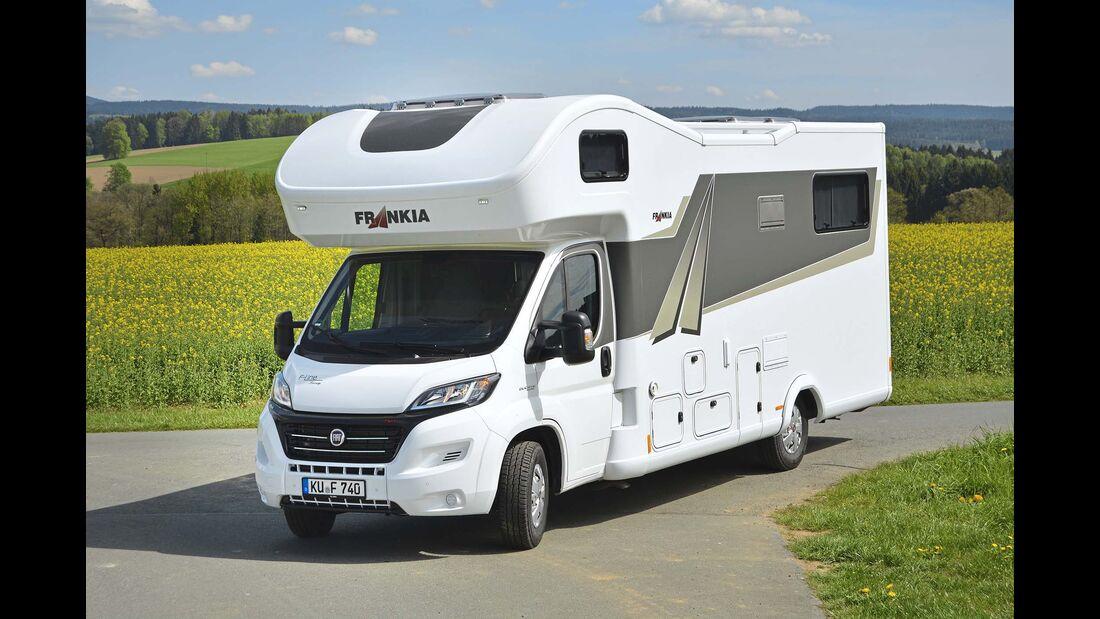 Frankia A 740 Plus