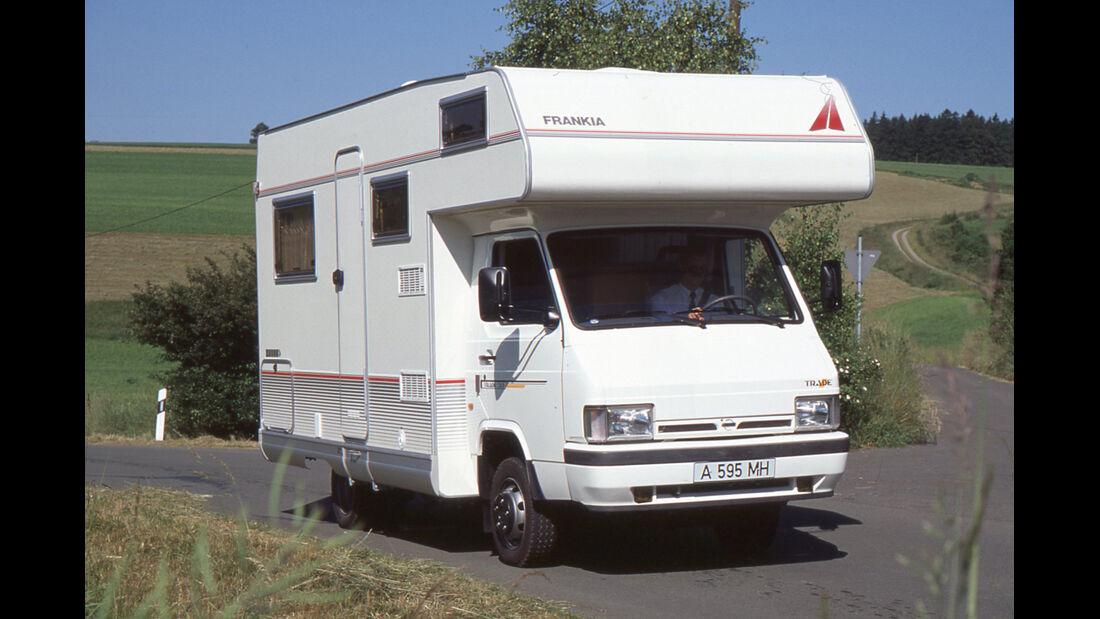 Frankia A von 1997