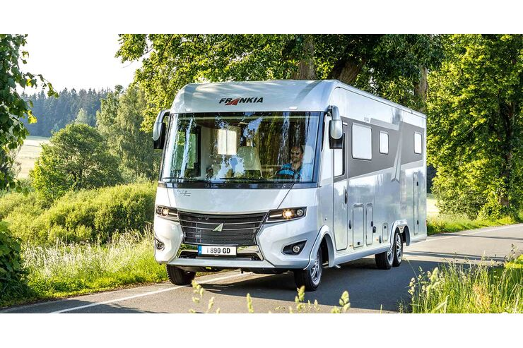 Frankia F-Line I 890 GD Bar (2019)