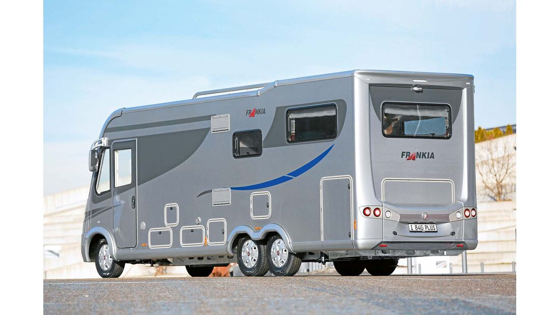 Frankia I 840 Plus