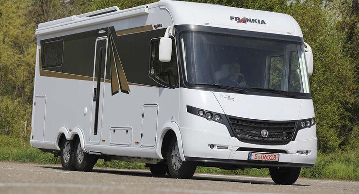 Frankia I 840 Plus F-Line