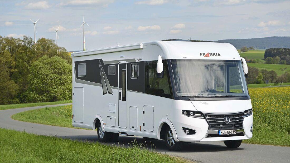 Frankia M-Line 7400 GD