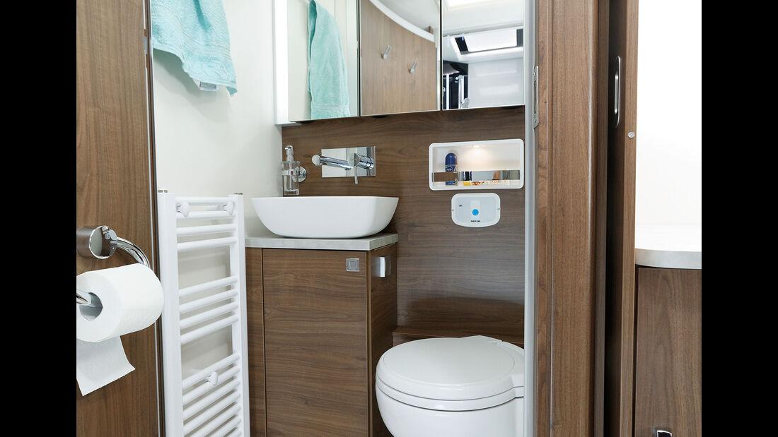 Frankia M-Line I 7400 Plus (2018) Toilette