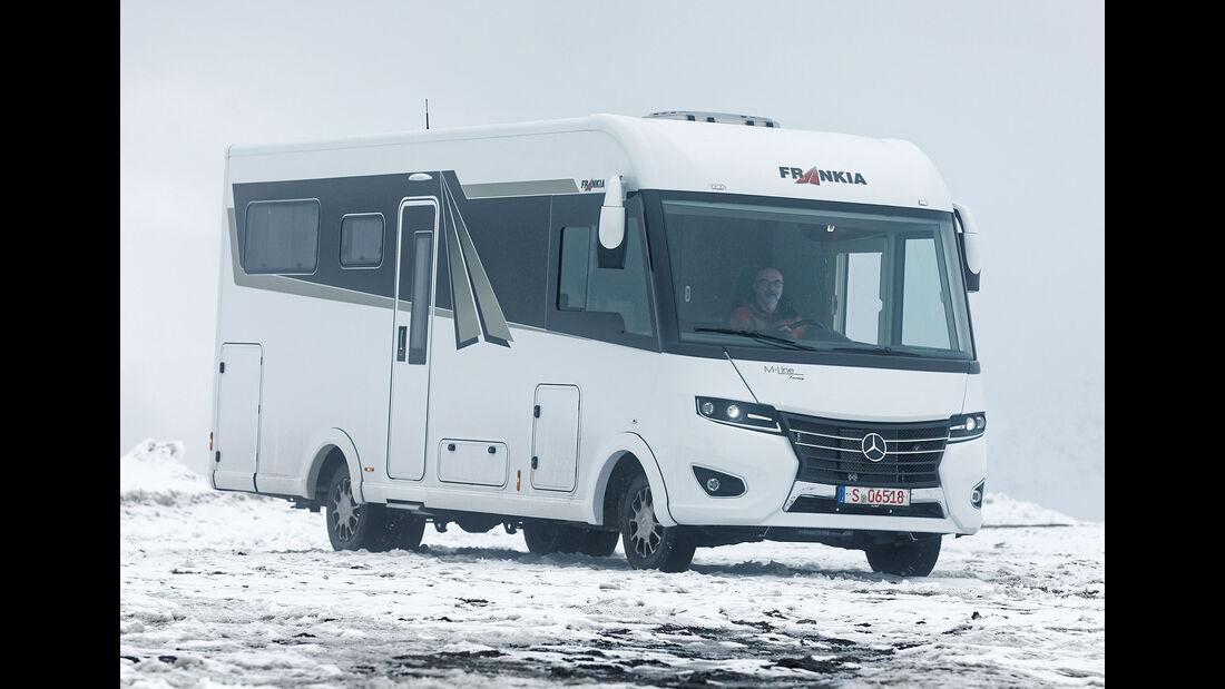 Frankia M-Line I 7400 Plus (2018) außen