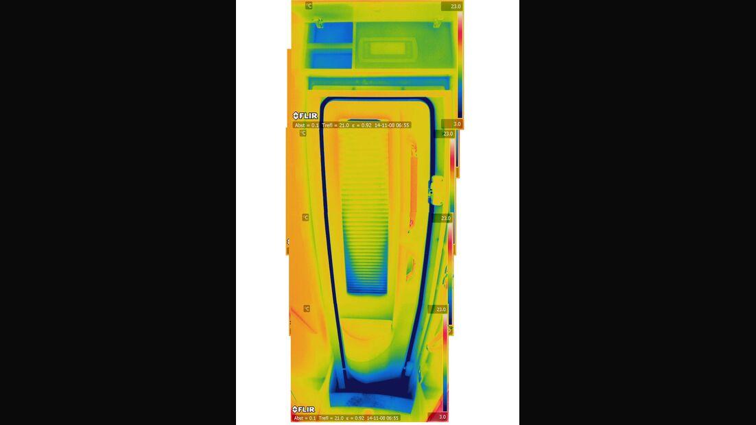 Frankia Thermografie