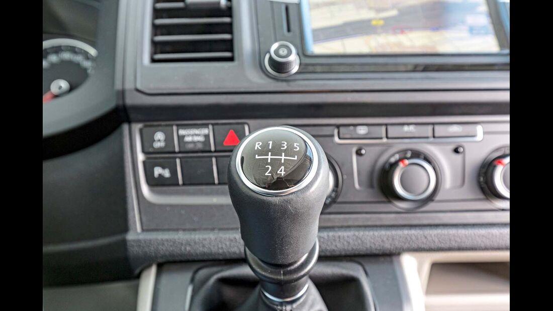 Fünfgang-Getriebe beim VW T5