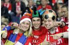 Fußballfans in Mainz