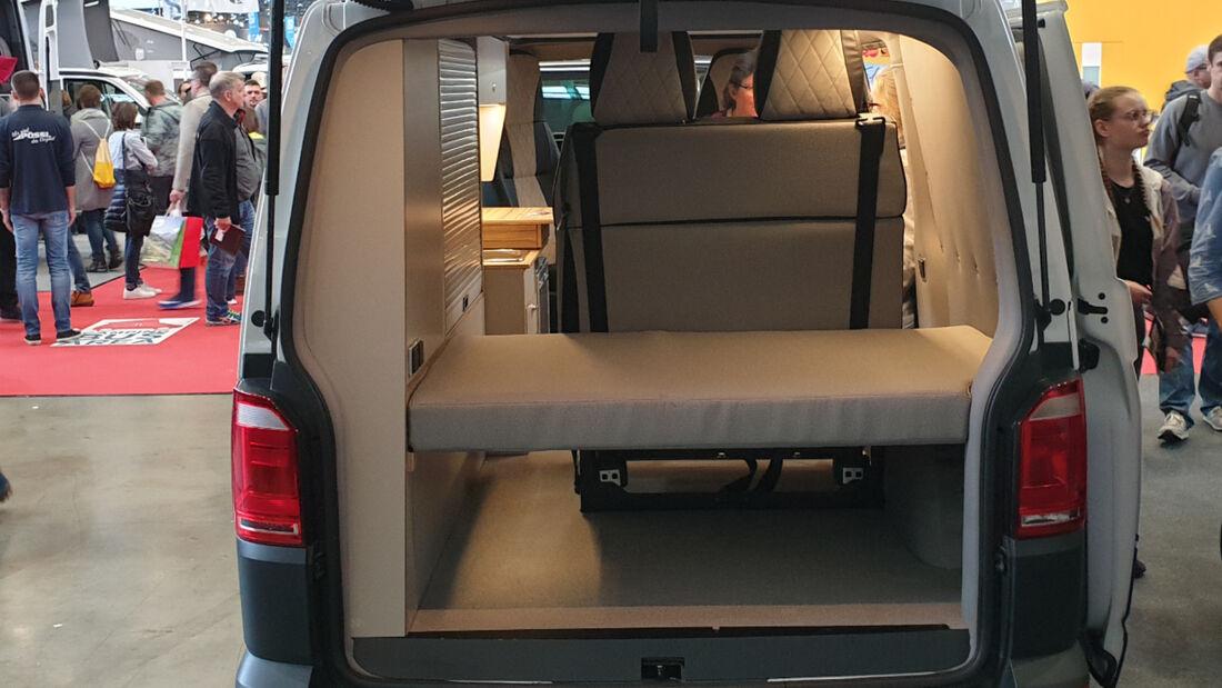 GLA Van Free Classic (2020)