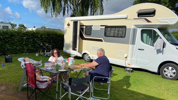 Gammelbro Camping