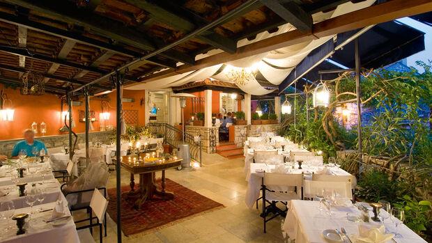 Gastronomie in Istrien