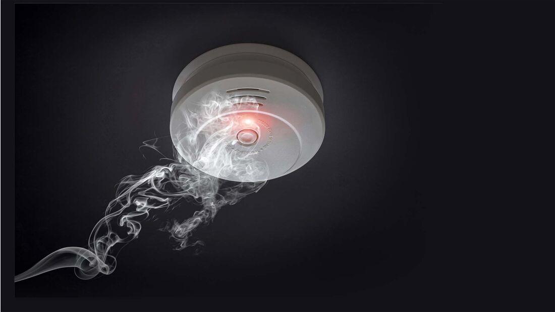 Gaswarner im Wohnmobil