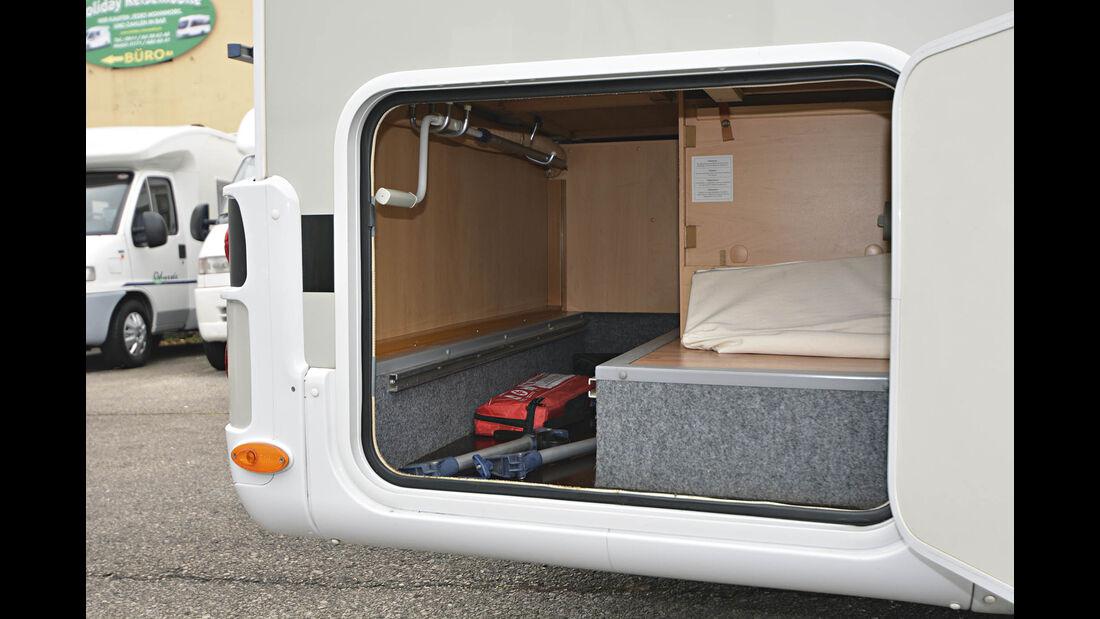 Gebraucht-Check Dethleffs Globebus