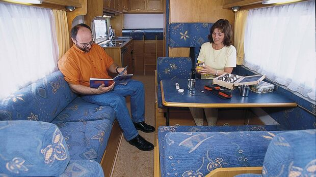 Gebraucht-Check Eura Mobil Integra (2003)