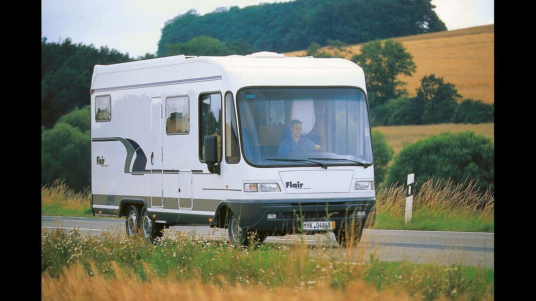 Gebrauchtcheck Knaus Traveller