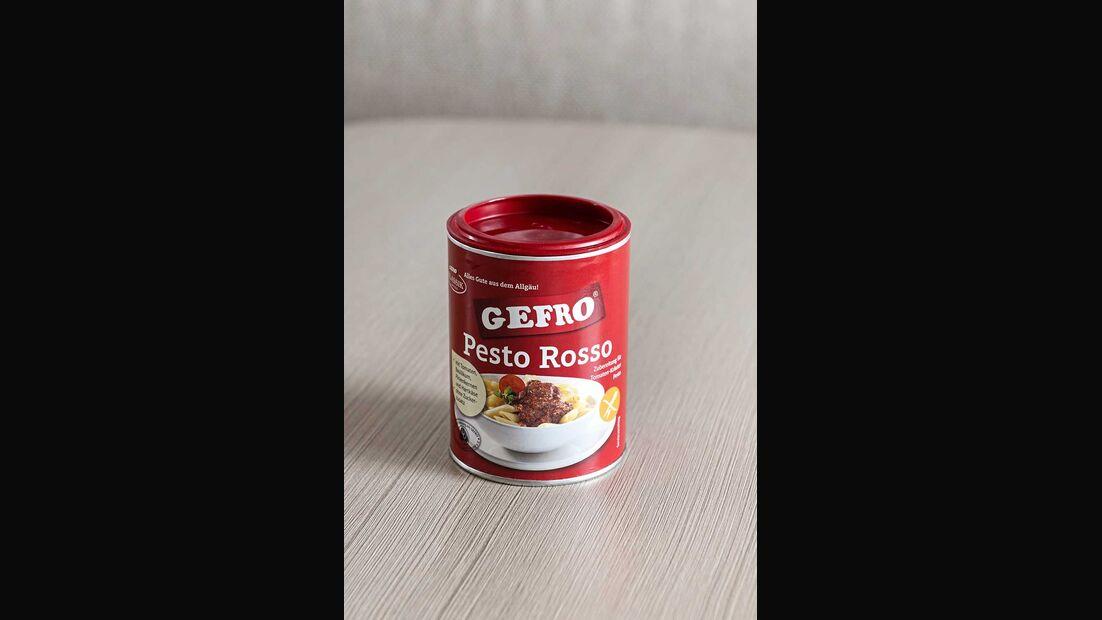 Gefro Pesto Rosso/Funghi