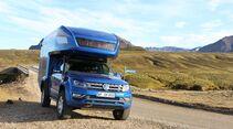 Gehocab Kora Pick-Up auf VW Amarock