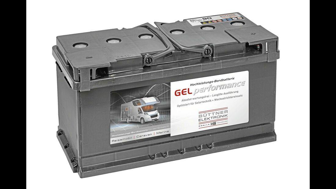 Gel-Batterie Büttner