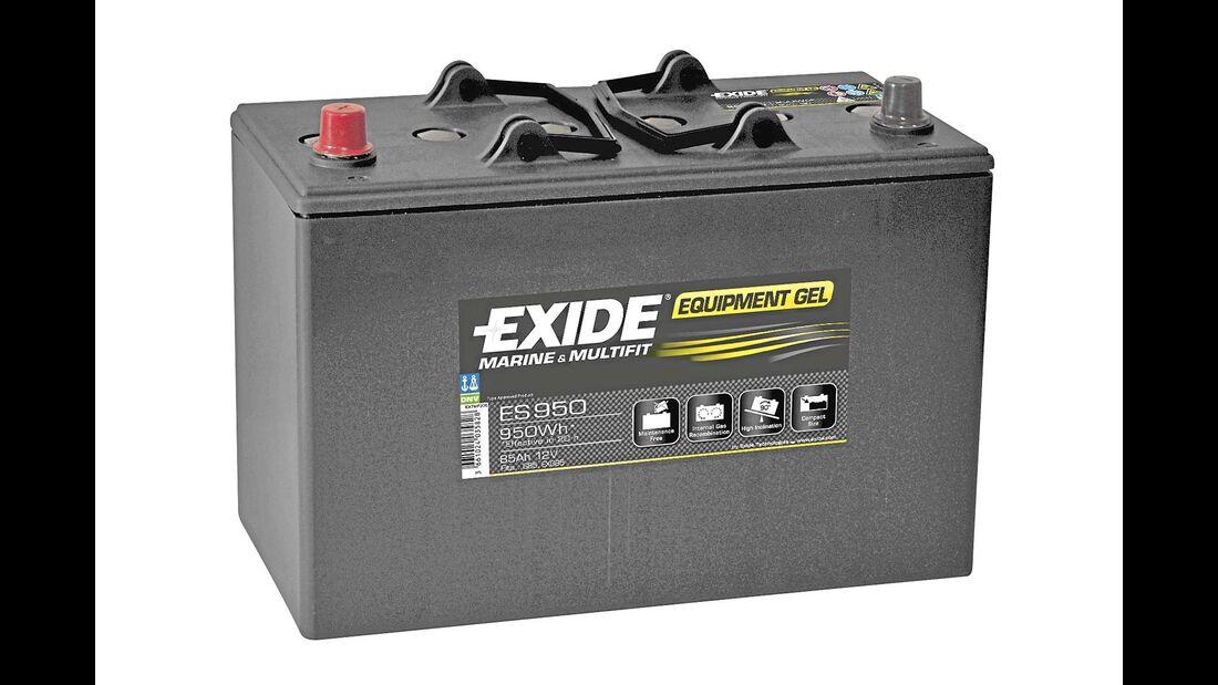 Gel-Batterie Exide