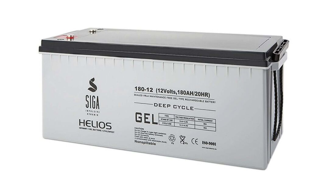 Gel-Batterie Siga