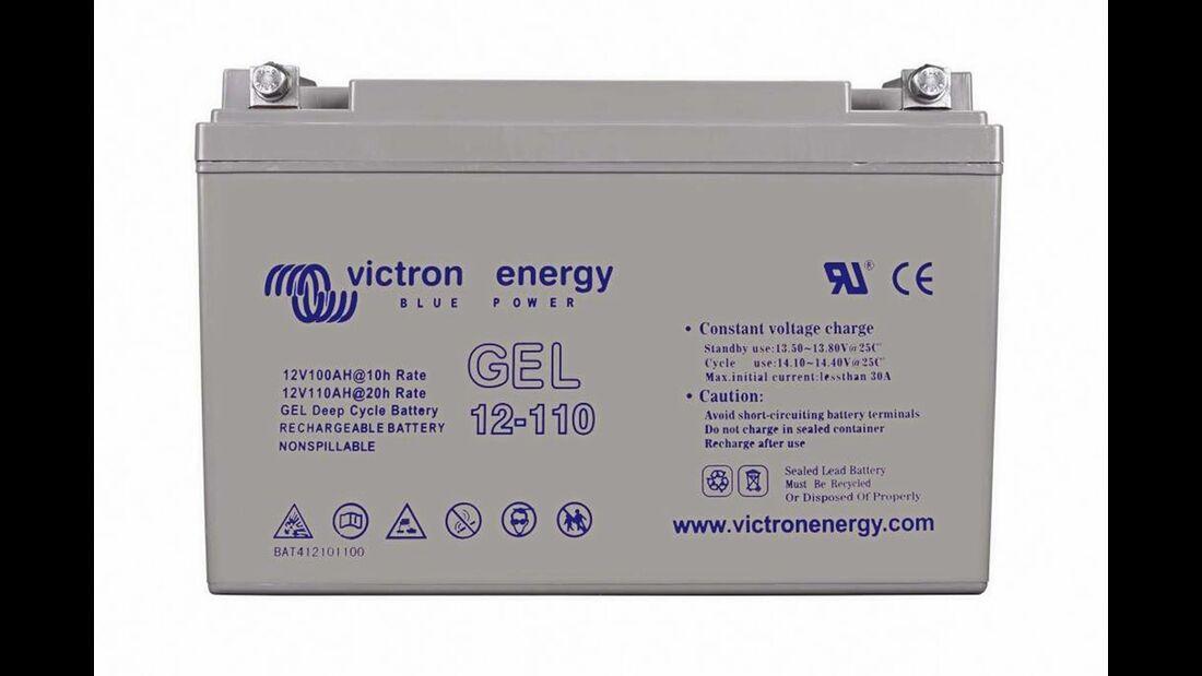 Gel-Batterie Victron