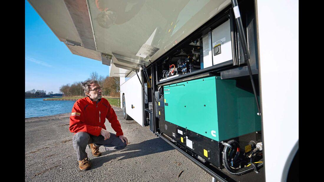 Generator Impression Vario Perfect 1200