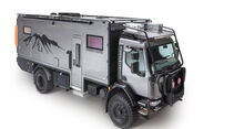 Global Expedition Vehicles GVX Patagonia Wohnmobil