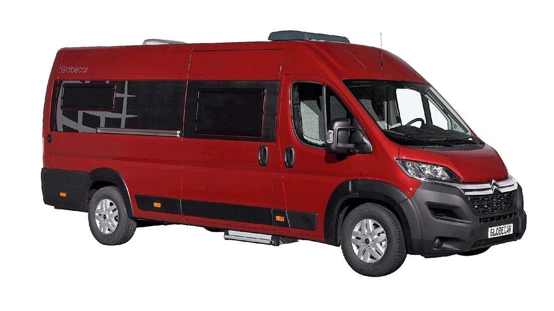 Globecar Campscout Elegance (2021)