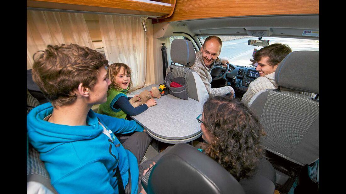 Globecar Campscout Revolution